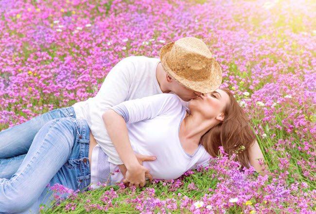 lengste kyss