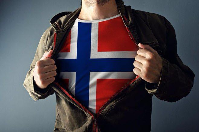 Antall fødselsdager til en norsk mann