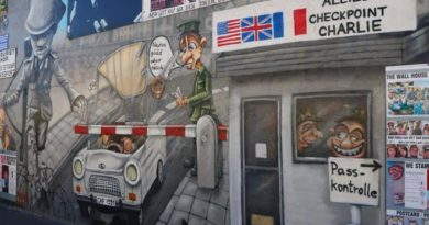Historie quiz 1 berlinmuren
